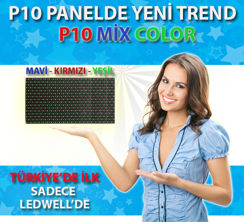 p10 mix color