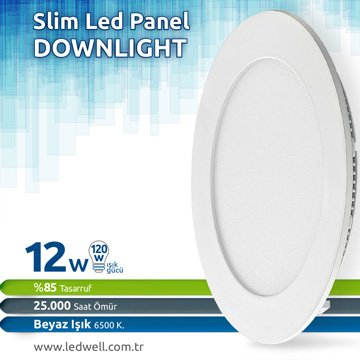 12watt-siva-alti-led-panel-downlight-beyaz