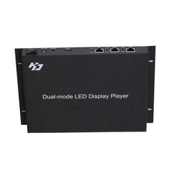 HD-A602 Full Color LED Display Player Box