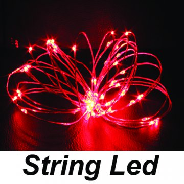 string-led-kirmizi